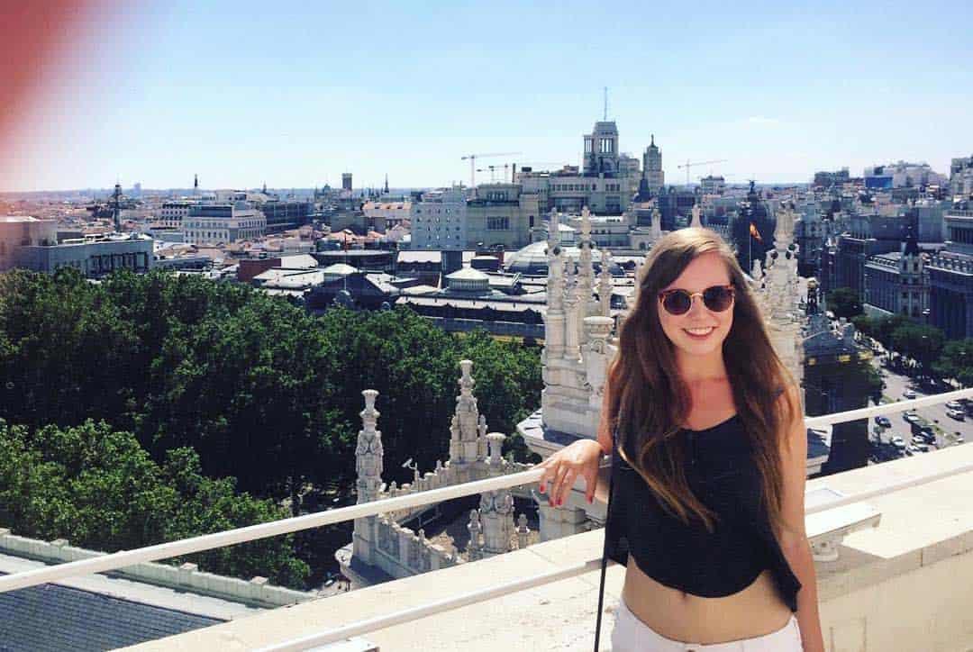 Hannah from USA, Au Pair in Madrid summer 2016 - Au Pair ...