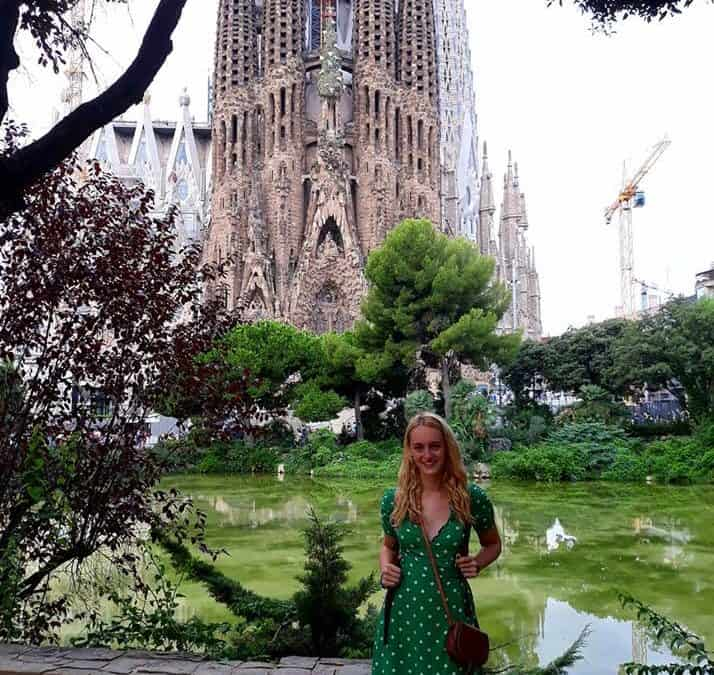MAJA FROM SERBIA, au pair for 2 months in Segovia and Madrid, summer 2018