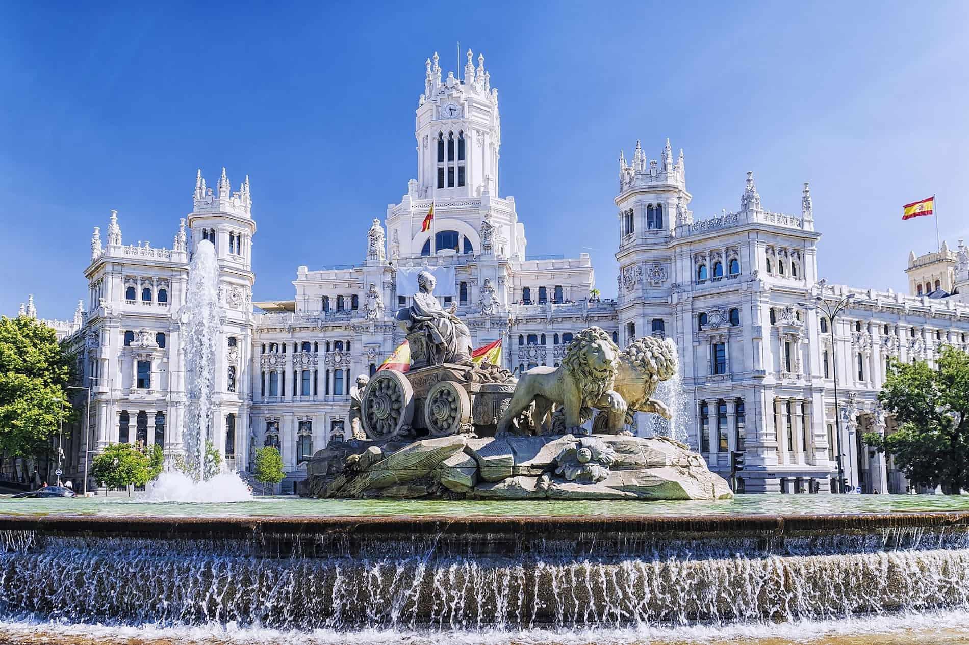 Au Pair in Madrid