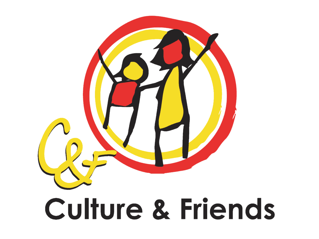 Logo Culture and Friends