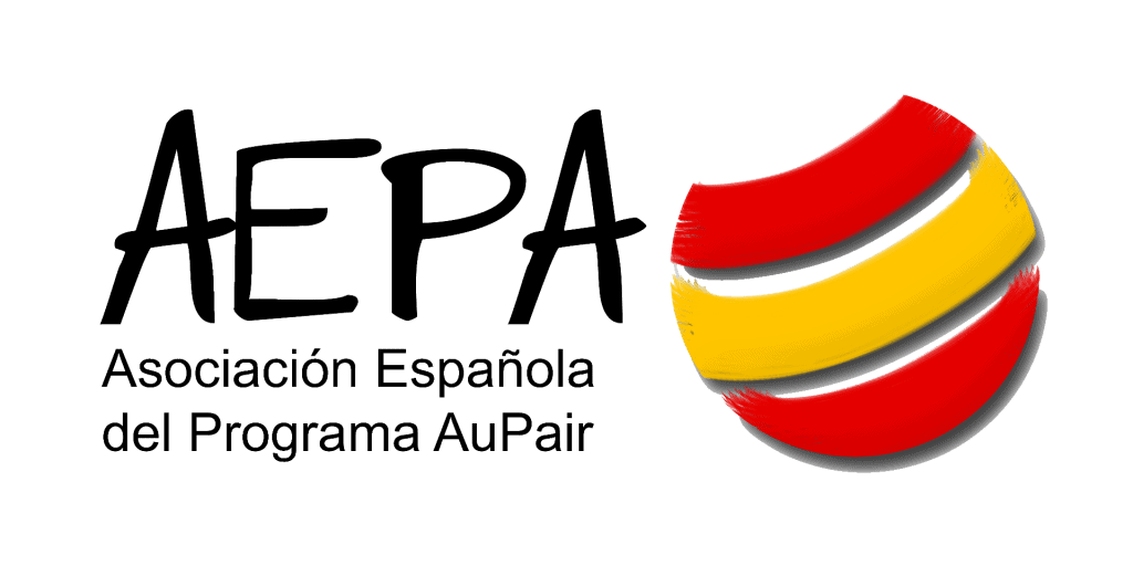 Logo AEPA Au Pair in Madrid